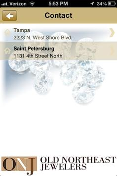 Old Northeast Jewelers apk screenshot
