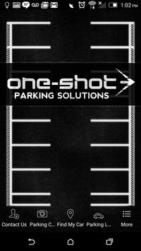 One Shot Parking poster