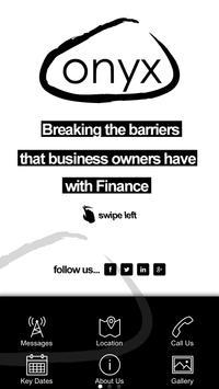 Onyx Accountants poster