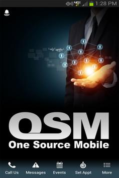 One Source Mobile poster