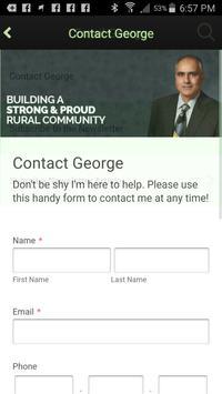 George Darouze - Osgoode Ward apk screenshot