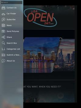 Open 24-7 apk screenshot