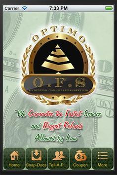Optimo Tax poster
