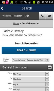 Sedona Arizona Real Estate apk screenshot