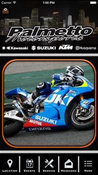 Palmetto Motorsports poster