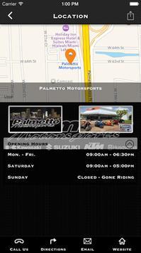 Palmetto Motorsports apk screenshot