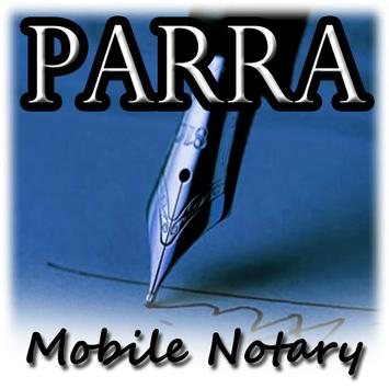 Parra Mobile Notary poster