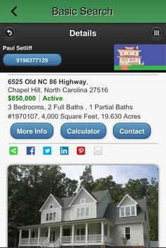 Paul Setliff Realtor apk screenshot