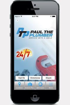 Paul the Plumber poster