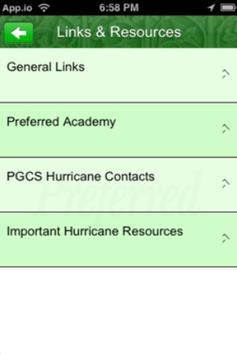 Preferred apk screenshot