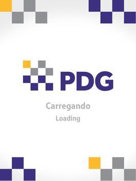 Relações com Investidores PDG poster