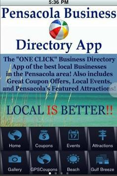 Pensacola,Fl BusinessDirectory poster