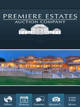 Premiere Estates Auction Co. apk screenshot