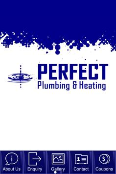 Perfect Plumbing & Heating poster