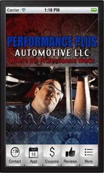 Performance Plus poster
