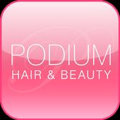 Podium Hair  Beauty Townsville icon