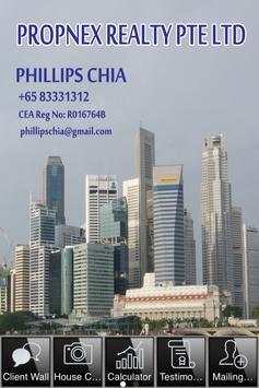 Phillips Chia poster