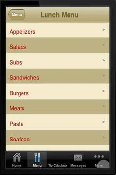 Piccolinos Restaurant apk screenshot