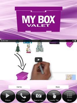 My Box Valet apk screenshot