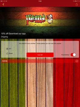 PizzaMelt apk screenshot