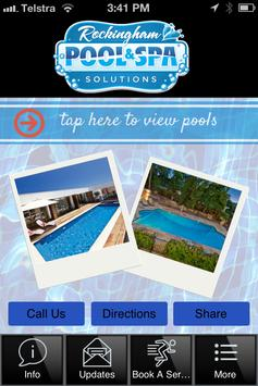 Rockingham Pool and Spa poster