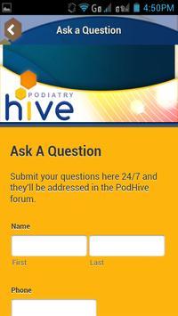 Podiatry Hive apk screenshot