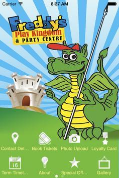 Freddy's Play Kingdom poster