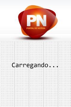 Portal de Notícia apk screenshot