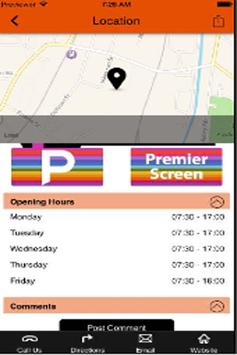 Premier Screen Services apk screenshot
