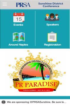 PRSA poster