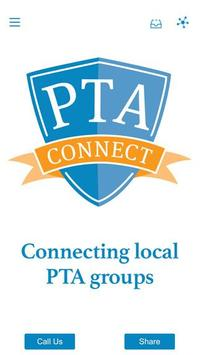 PTA Connect - PTA networking poster