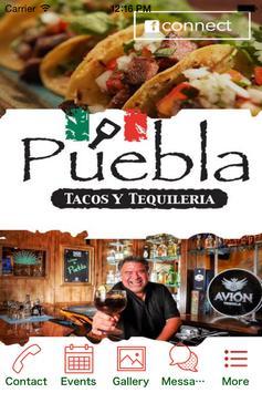 Puebla Tacos & Tequileria poster