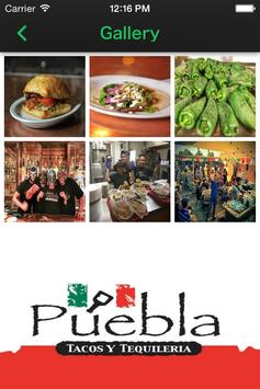 Puebla Tacos & Tequileria apk screenshot