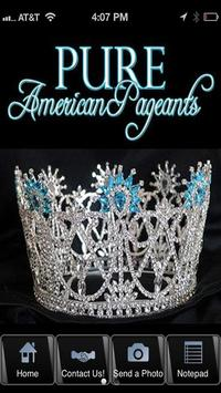 Pure American Pageants poster