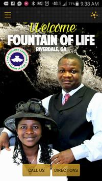 RCCGLIFE poster
