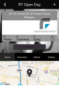 Rapid Transformation apk screenshot