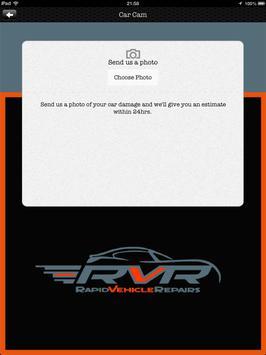 Rapid Vehicle Repairs apk screenshot