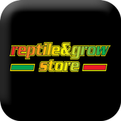 Reptile and Grow Store icon