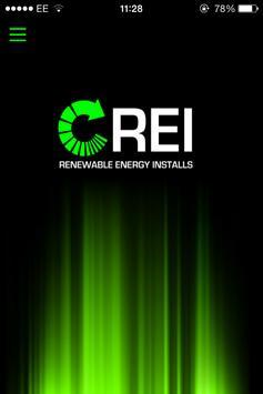 Renewable Energy Installs poster