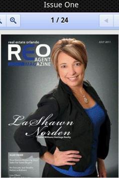 REO Agent Magazine apk screenshot