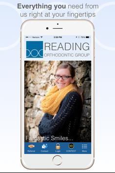 Reading Orthodontic Group apk screenshot