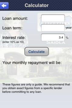 Realtor App: Shar Saidla apk screenshot
