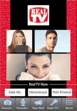 Real TV Now poster