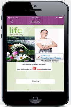 Life Rebuilding Therapy apk screenshot