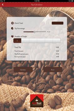 redhutt Coffee apk screenshot