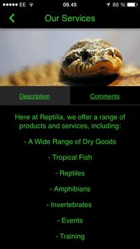 Reptilia apk screenshot