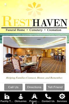 Resthaven Funeral Home poster