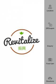 Revitalize poster