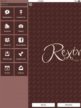 Revive Hair Salon apk screenshot