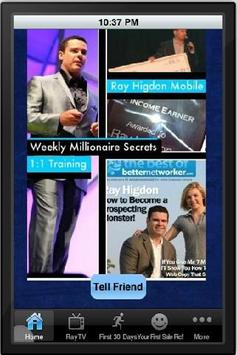 Ray Higdon Top MLM Leader poster